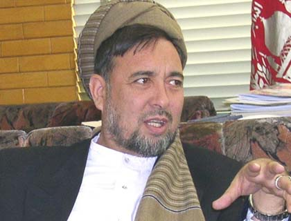 Release of Insurgents, Against  Laws and Constitution: Mohaqiq