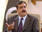 Gilani in Qatar to Discuss Afghan Peace