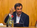 Ahmadinejad  Travels to Armenia for Talks