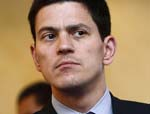 Miliband Calls for  Council on Regional Stability