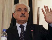 No Changes to Constitution for Peace Talks: Spanta