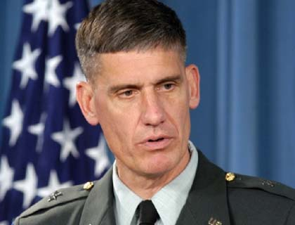 US General Confident of  Achieving Stability By 2014