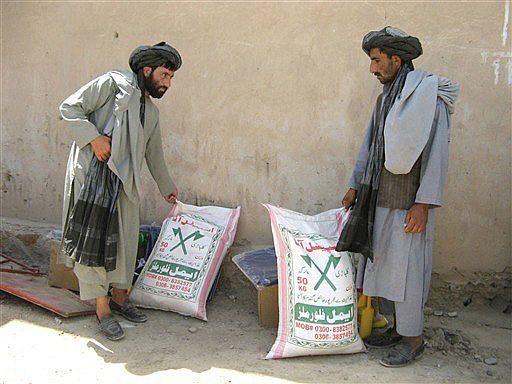 3mln Afghans  to Need Food Aid  in Autumn: U.N.