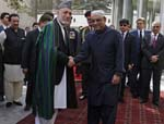 President Karzai's effort of negotiations with Pakistan is flawed and hopeless.