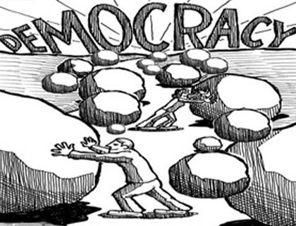 People Participation and Democracy