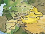 A unique Neighbor of  Afghanistan: China's Xinjiang