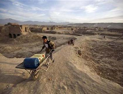 Afghanistan, Droughts  and Climate Change