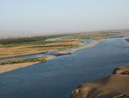 Iran Concerned  About Dam Construction on Helmand River