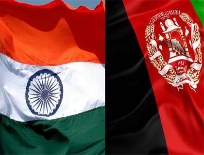 Afghan-Indian Strategic Pact