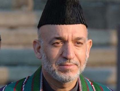 Karzai Seeks Access to the Taliban in Pakistan Trip