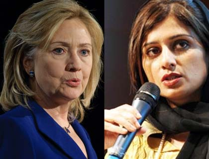 Khar, Clinton to Talk Afghan Security Switch