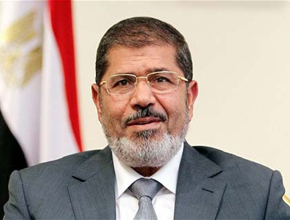 Morsi Urges  Egyptians to Work  during Ramadan
