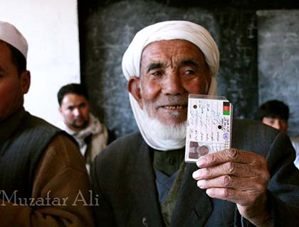 Old Voter Cards Valid for 2014 Polls: IEC
