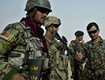 Joint Operations with Afghans Not Suspended: NATO