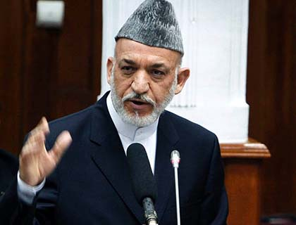 Karzai Decides to Confront Graft