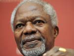 Annan Takes Syria Peace Plan to Russia