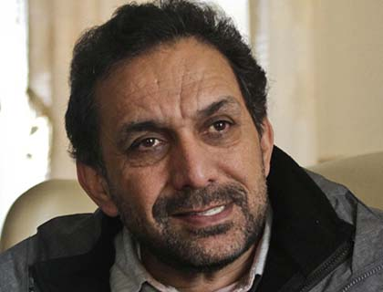 Government  Supports Taliban: Zia Massoud
